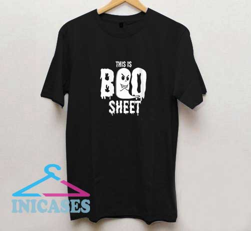 Boo Sheet Angry Ghost T Shirt