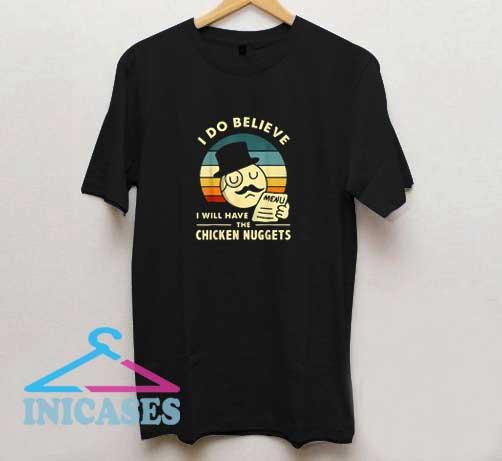 Chicken Nuggets Vintage T Shirt