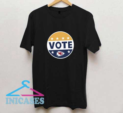 Chiefs Vote II T Shirt