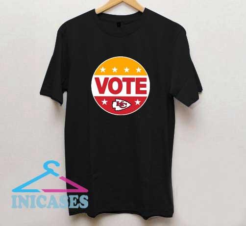 Chiefs Vote T Shirt