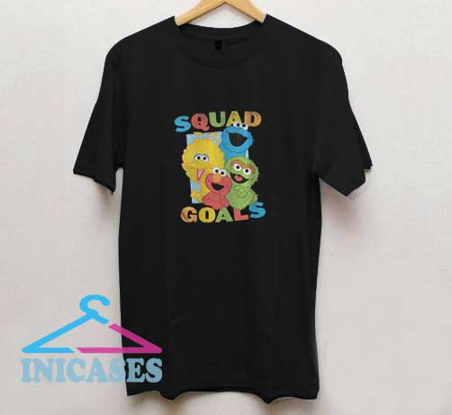 Cookies Squad Goals T Shirt