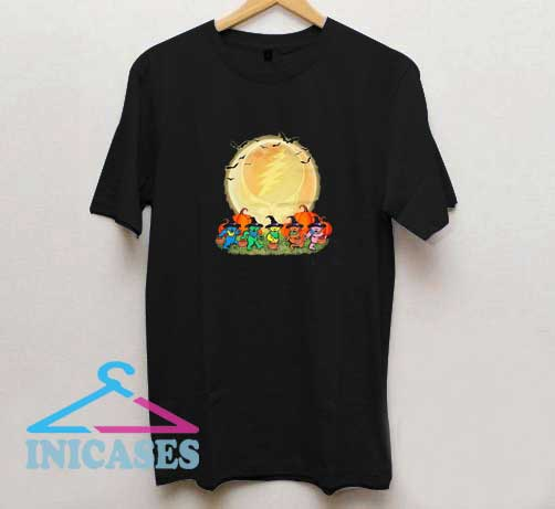 Dancing Bears Moon T Shirt
