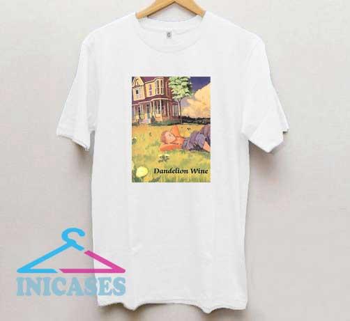 Dandelion Wine Green Town T Shirt