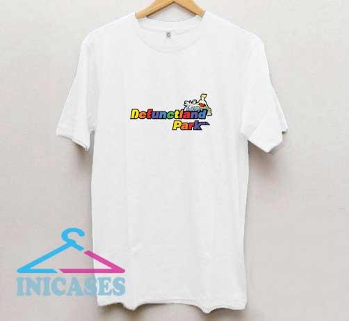 Defunctland Action Park T Shirt
