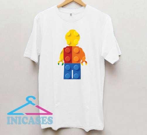 Design a Lego T Shirt