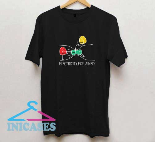 Electricity Explained T Shirt
