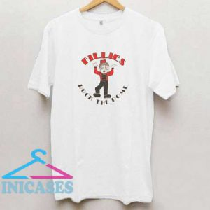 Fillies Rock The Dome T Shirt