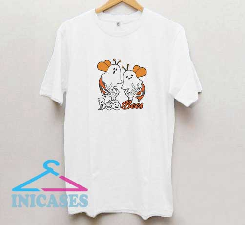 Ghost Boo Bees T Shirt