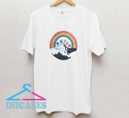 Grateful Dead Bear Rainbow T Shirt