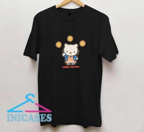 Hello Kitty Eleven T Shirt