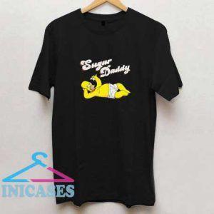 Homer Sugar Daddy T Shirt