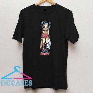 Hookups Harley Cartoon T Shirt