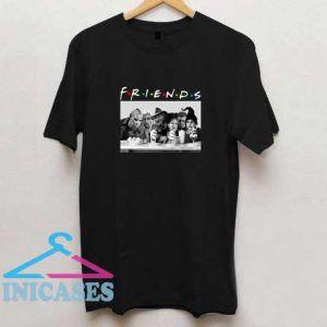 Horror And Hocus Pocus Friends T Shirt