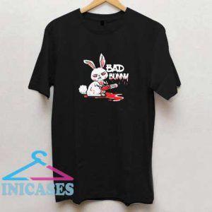 Horror Rabbit Bad Bunny T Shirt