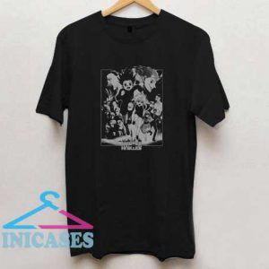 Hunter x Hunter Association Manga Character T Shirt
