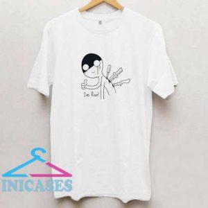 Im Fine Man T Shirt
