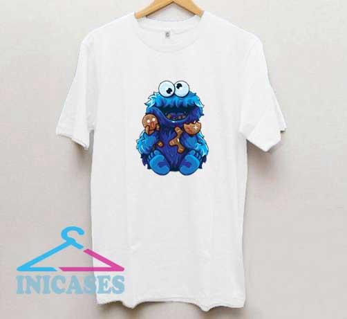 Kawaii Cookie Monster T Shirt