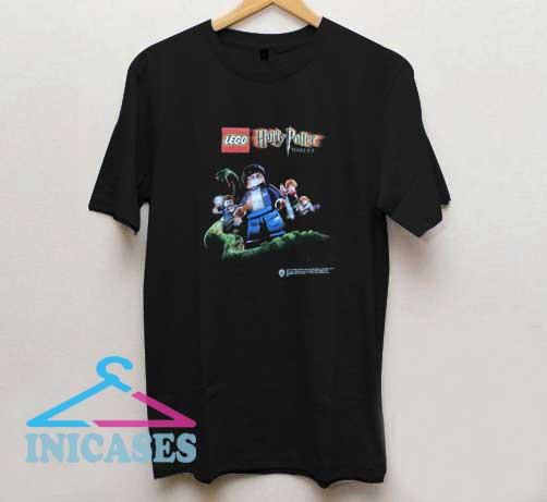 Lego Harry Potter Years 5 7 Print T Shirt