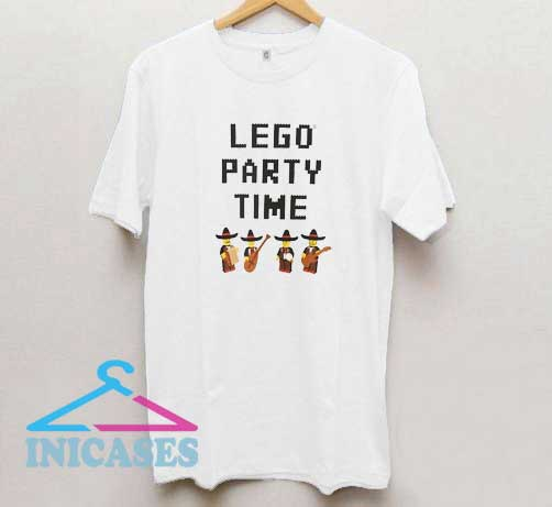 Lego Party Time T Shirt
