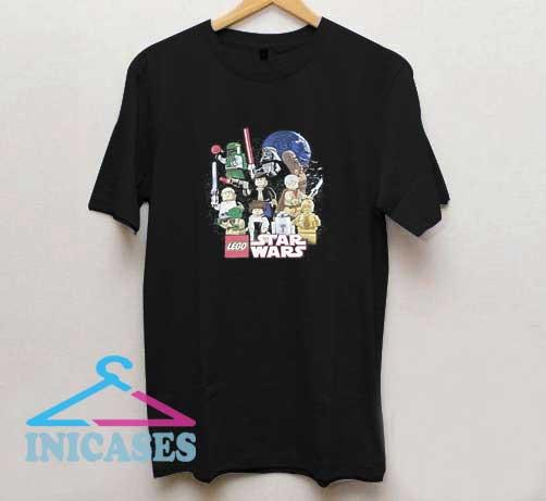Lego Star Wars T Shirt