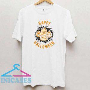 Marvel Avengers Happy Halloween Pumpkins T Shirt