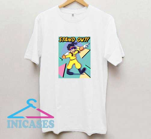 Max Powerline Stand Out T Shirt