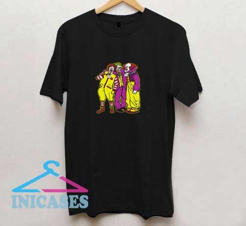 McDonald Joker T Shirt