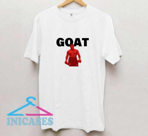 Mike Tyson Goat T Shirt
