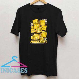 Minecraft Halloween T Shirt