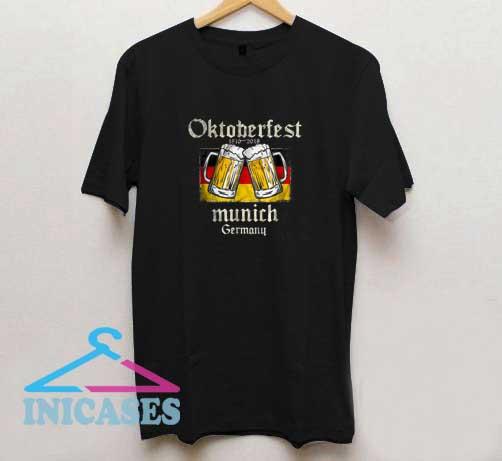 Oktoberfest 1810 2018 Munich Germany T Shirt