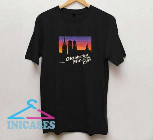 Oktoberfest Munchen 1995 T Shirt