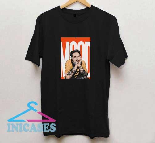 Post Malone Mood Poster T Shirt