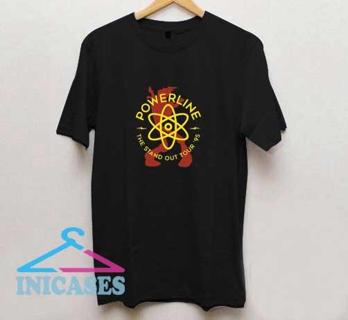Powerline Logo T Shirt