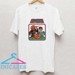 Pumpkins Revenge T Shirt