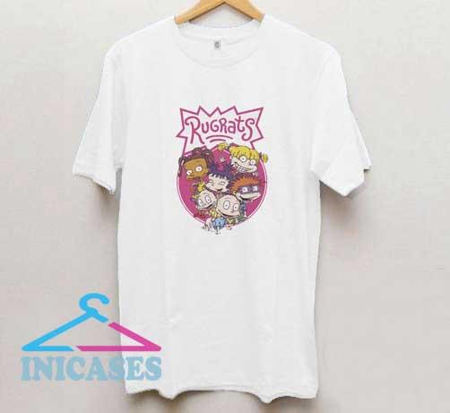 Rugrats Characters T Shirt