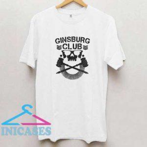 Ruth Bader Ginsburg Club T Shirt