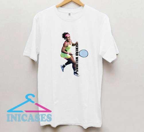 Serena Williams Tennis T Shirt