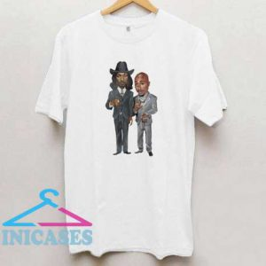 Snoop Dogg And 2pac T Shirt