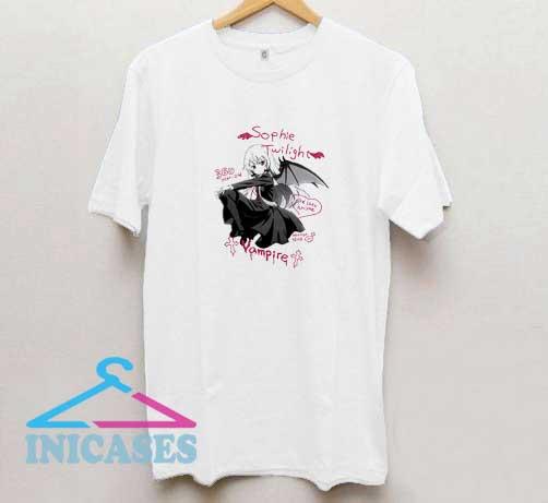 Sophie Twilight Cartoon T Shirt