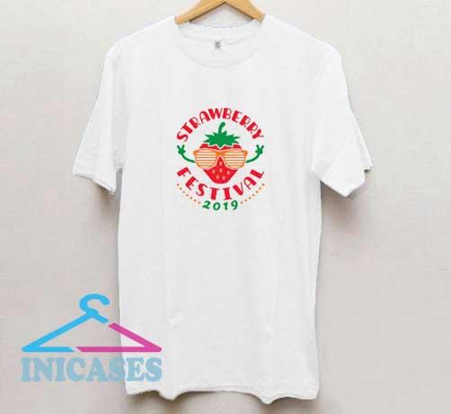 Strawberry Festival 2019 T Shirt