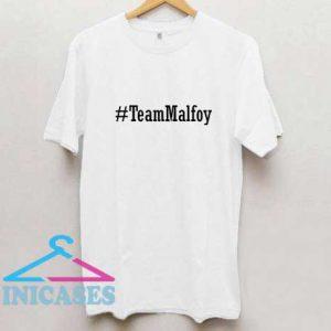 Team Malfoy T Shirt