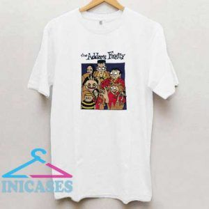 The Addams Family T Shirt