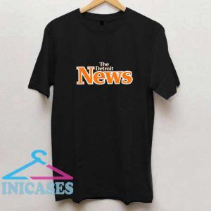 The Detroit News T Shirt