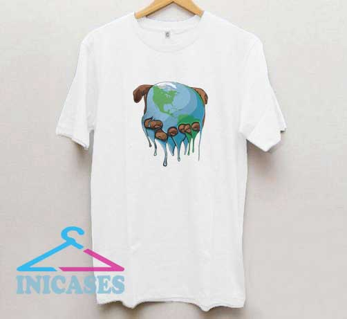 The Earth Melted T Shirt