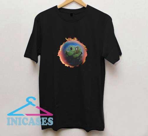 The Scotts World T Shirt