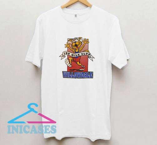 Vintage 100 Mile Club T Shirt