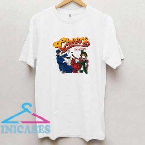 Vintage Cheers Boston T Shirt