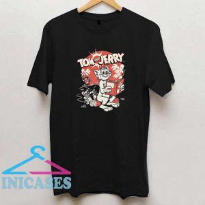 Vintage Comic Tom and Jerry T Shirt