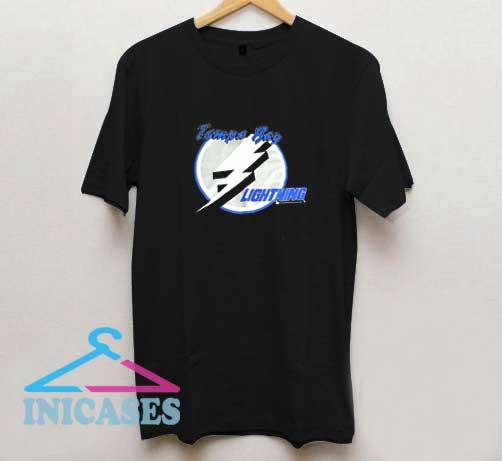 Vintage Tampa Bay Lightning Logo T Shirt