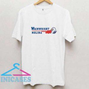 Wainwright Molina 2020 Art T Shirt